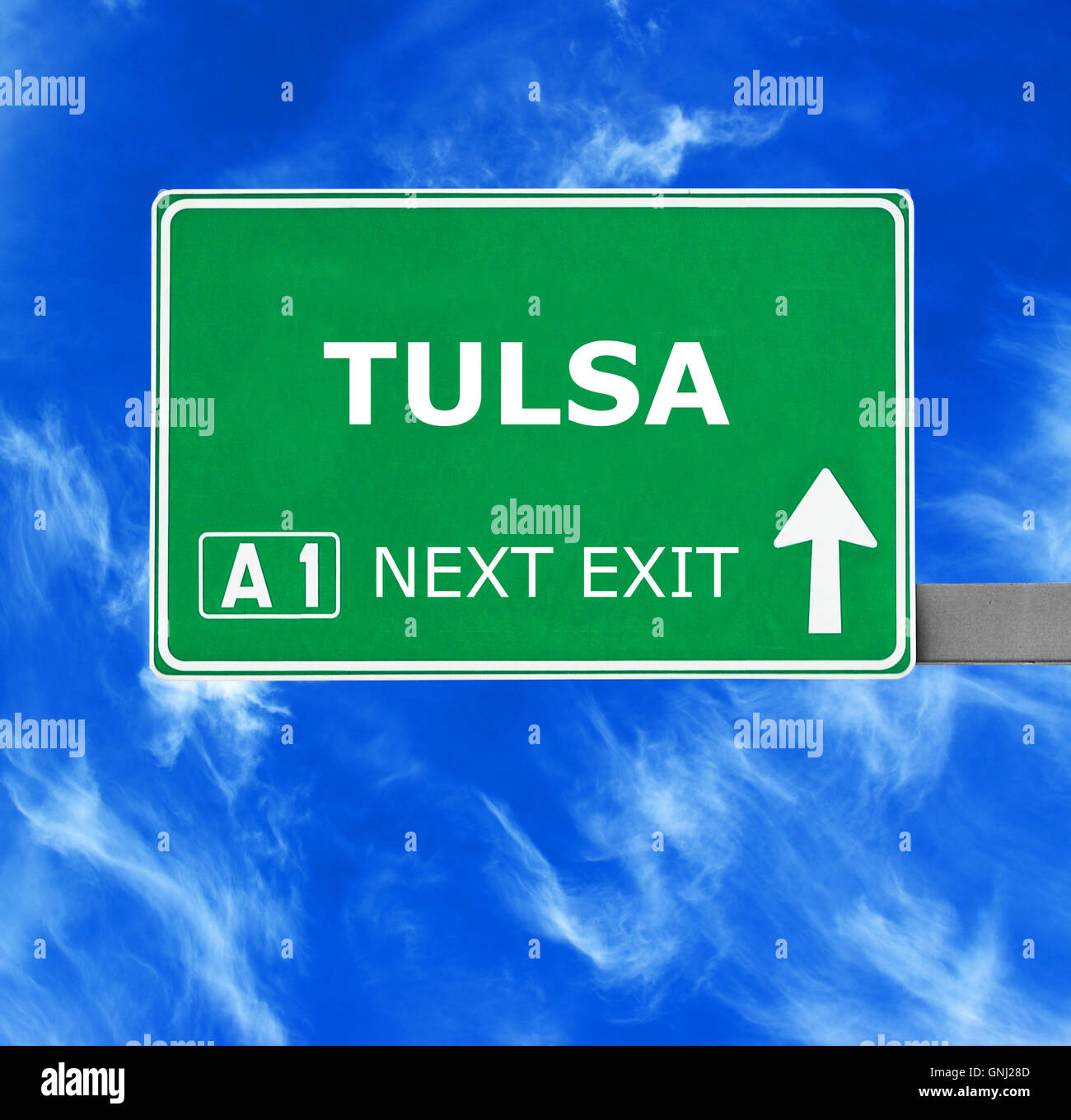 Welcome To Tulsa Sign: Welcome To Oklahoma Sign Usa Stock Photos & Welcome To