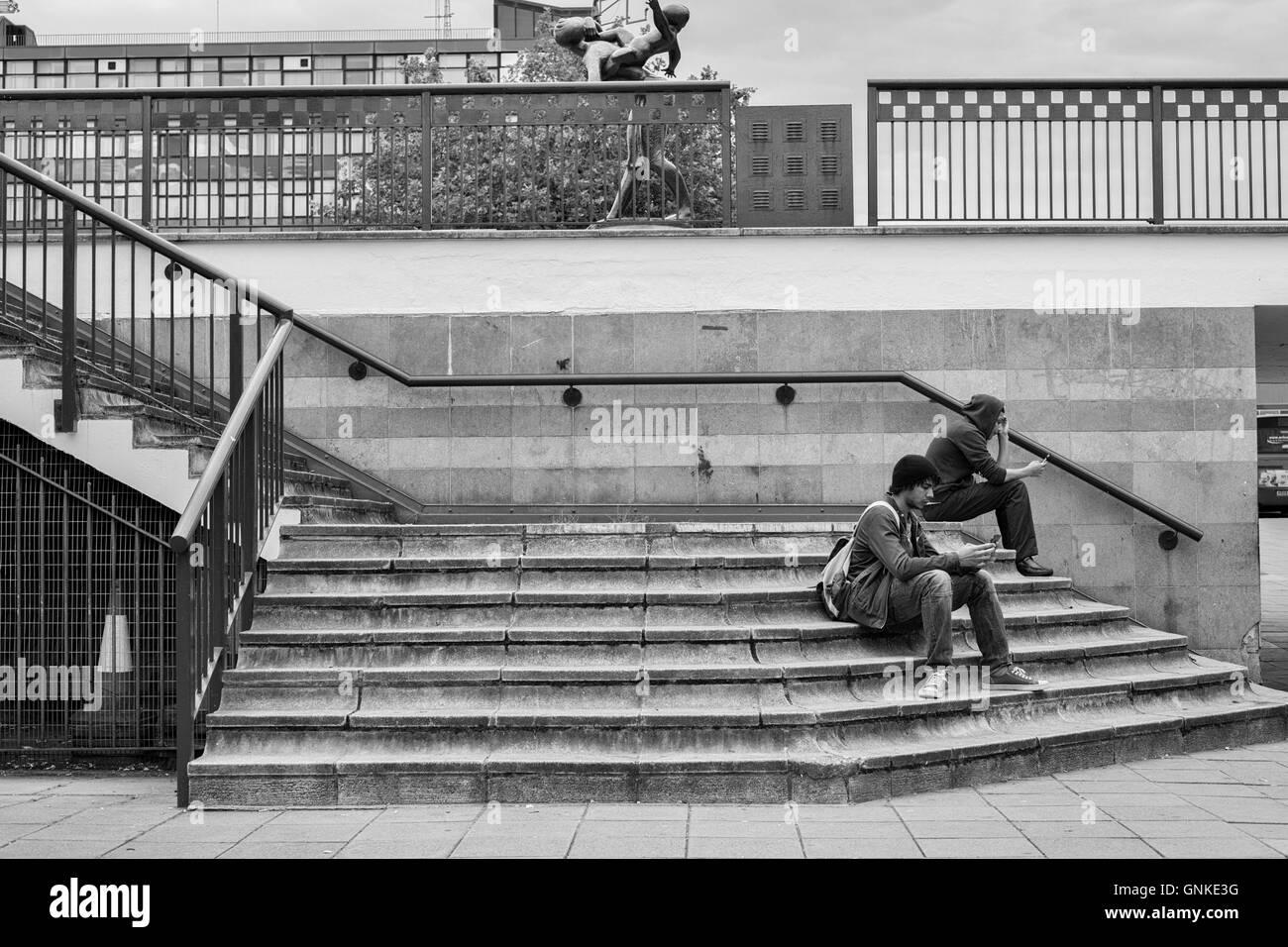 Street Photography - Stock Image