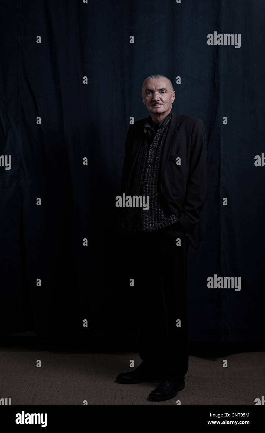Berlin, Germany, Wolfgang Engler, publicist and Rectors - Stock Image