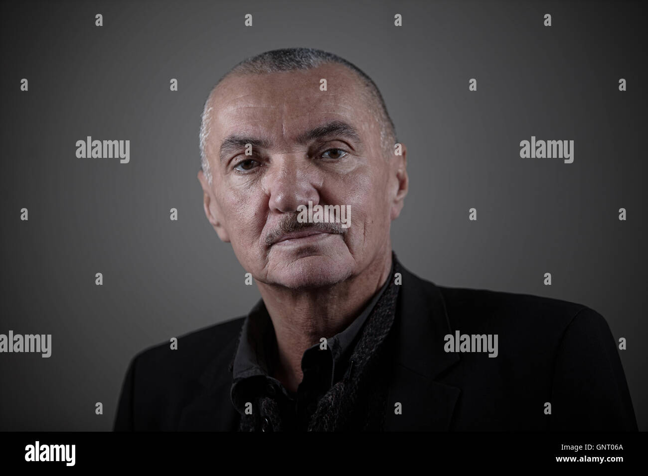 Berlin, Germany, Wolfgang Engler, publicist and Rectors Stock Photo