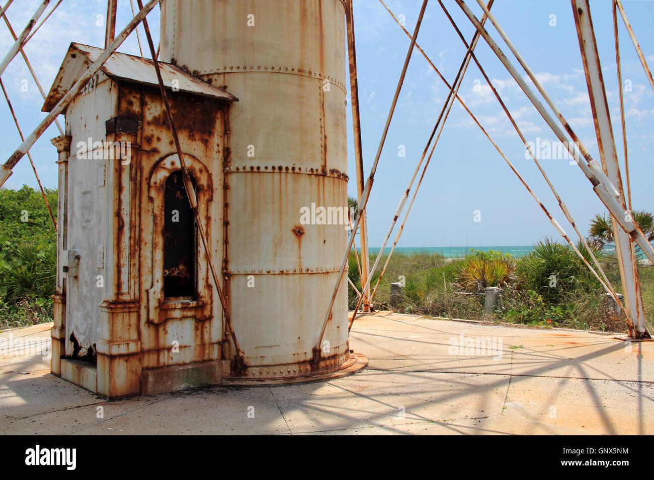 Gasparilla Island State Park on the Florida Gulf Coast Stock Photo