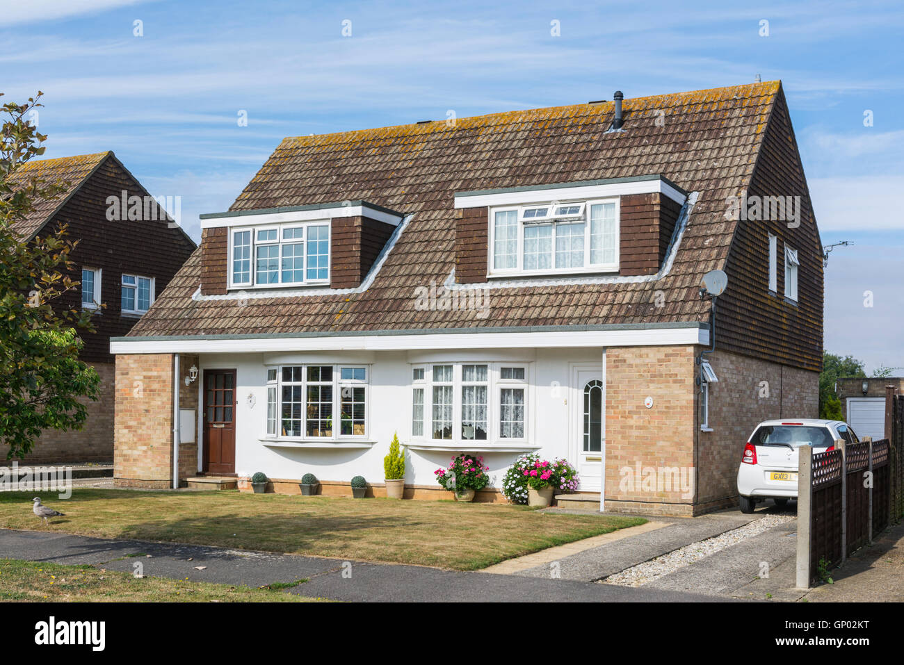 Semi Detached Stock Photos & Semi Detached Stock Images - Alamy