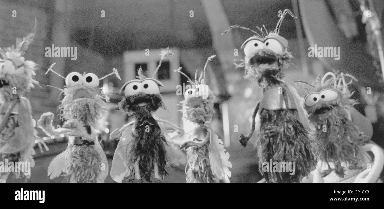 Szenenbild, , Adventures Of Elmo In Grouchland Stock Photo
