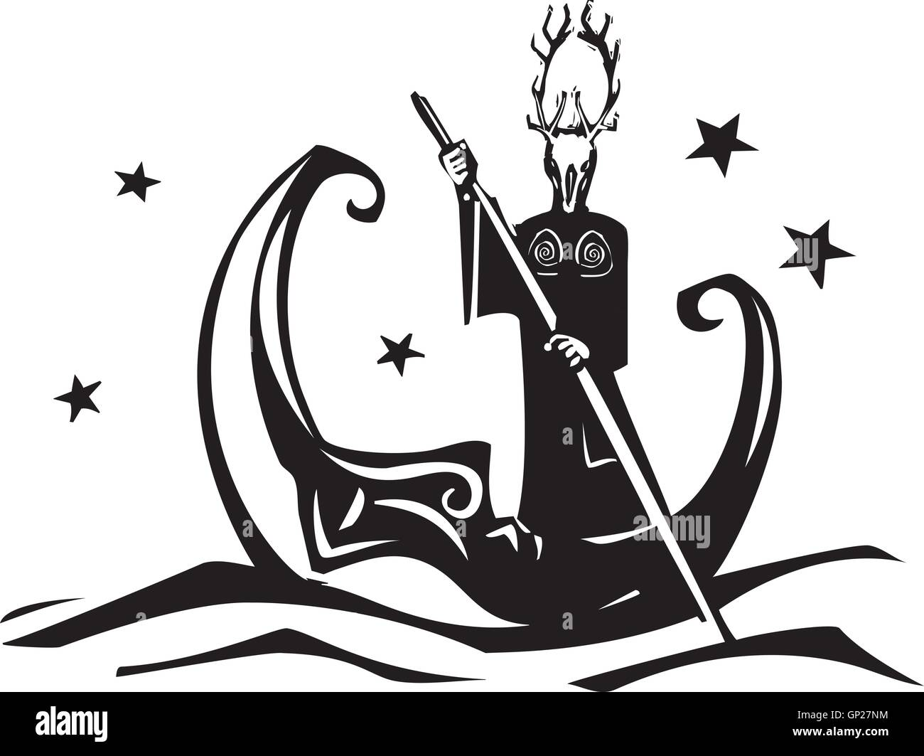 Horned God Stock Photos Horned God Stock Images Alamy