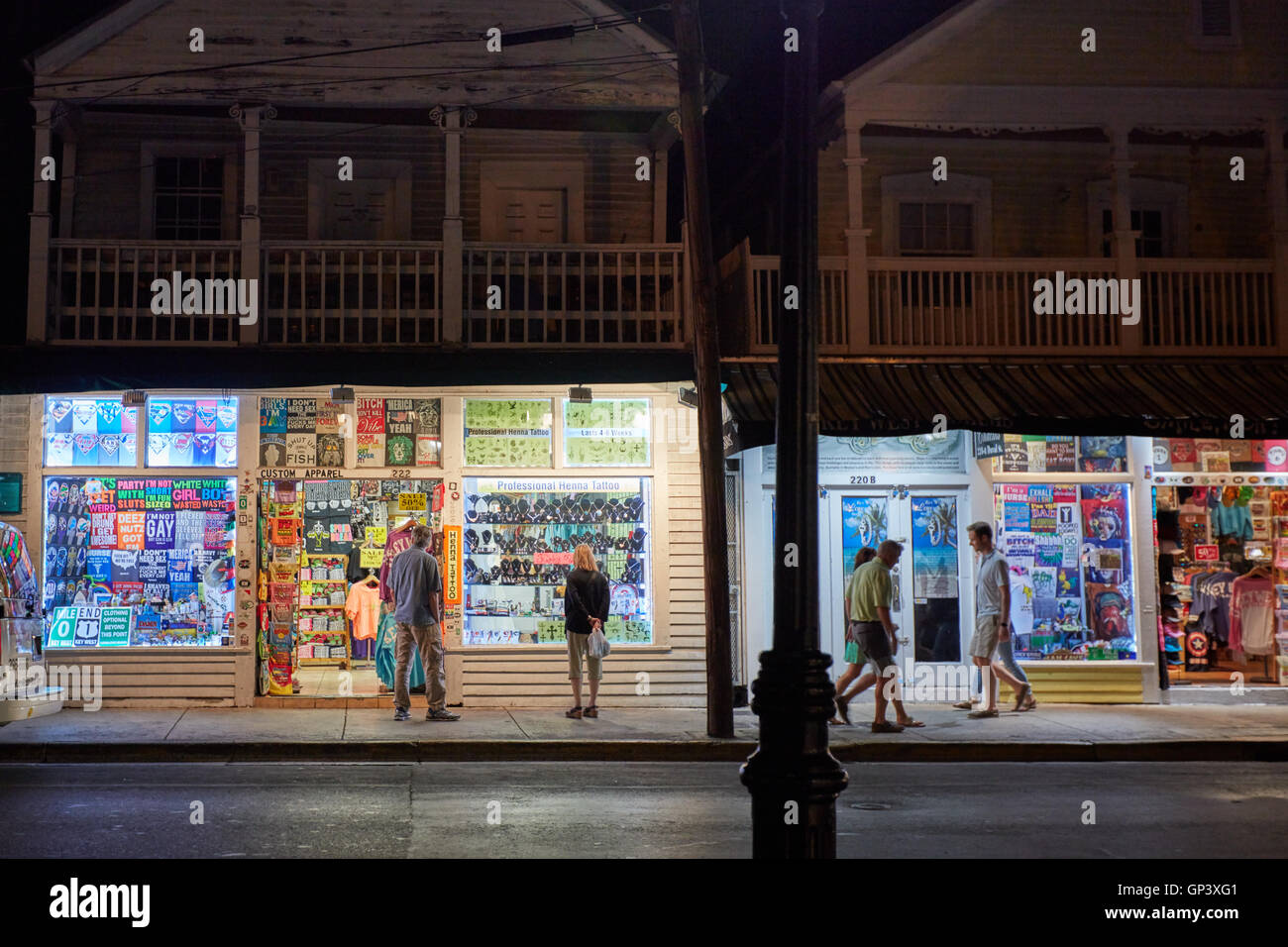 8886197022 Key West Stores Stock Photos   Key West Stores Stock Images - Alamy