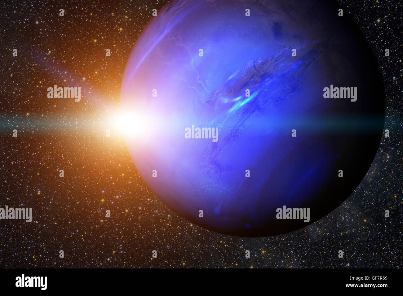 solar system neptune - photo #14