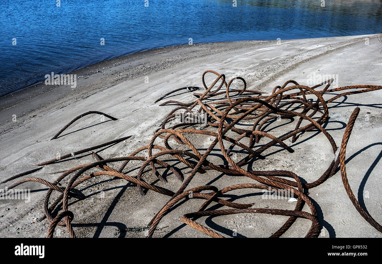Funky Broken Wire Rope Picture Collection - Electrical Circuit ...