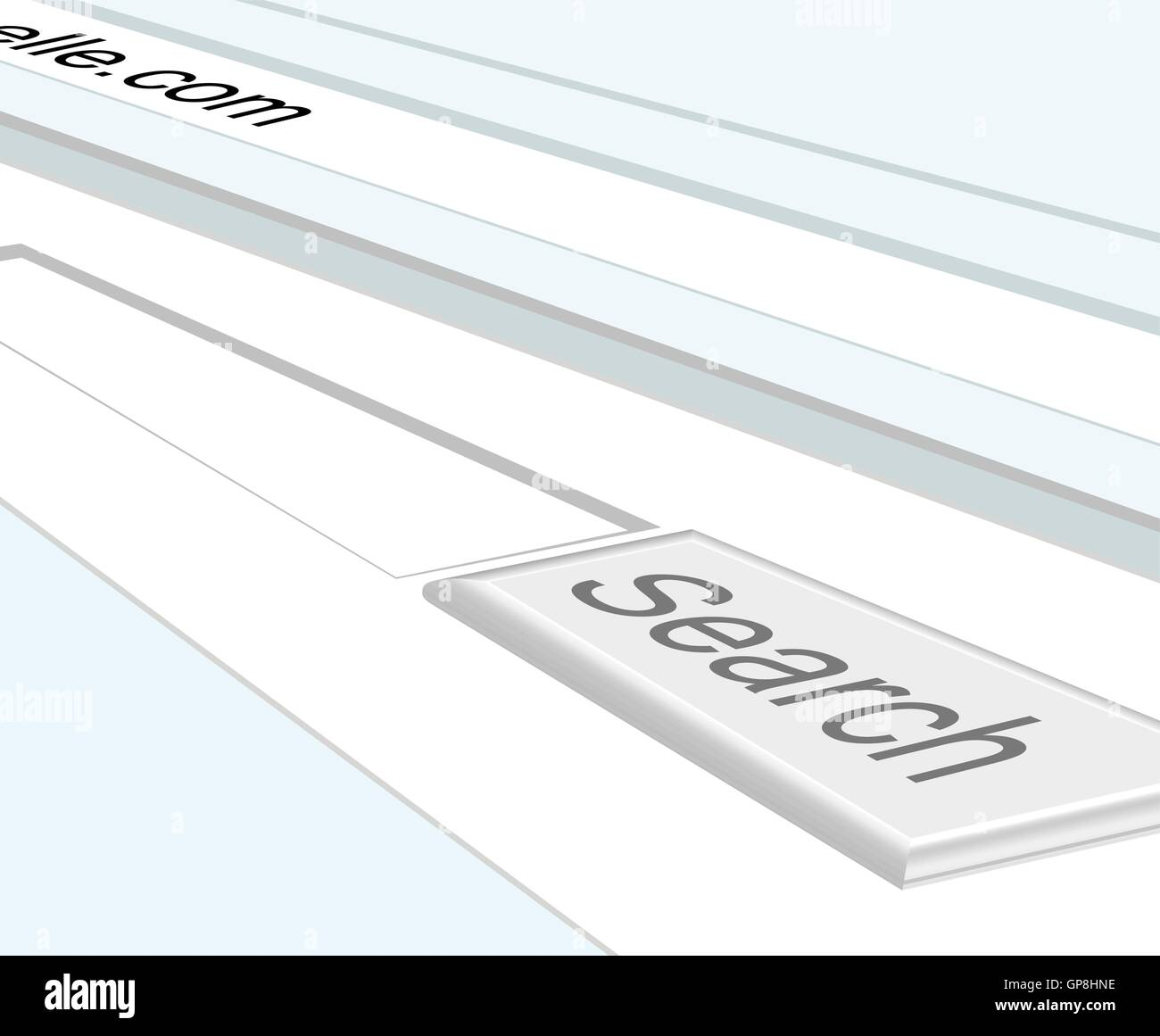web search background - Stock Vector