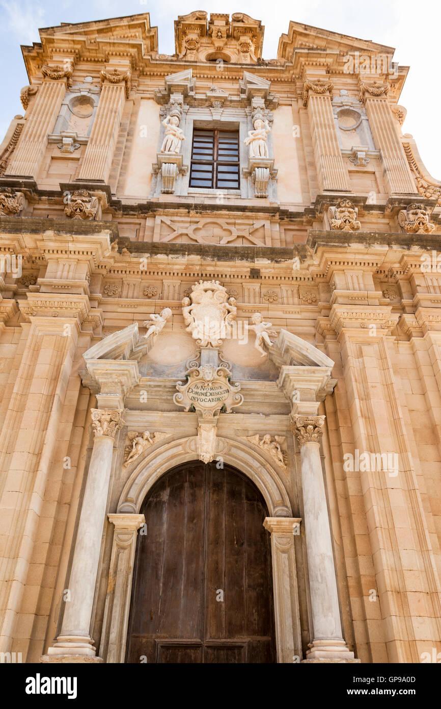 Chiesa del collegio dei gesuiti corso vittorio emanuele for Corso arredatore d interni catania