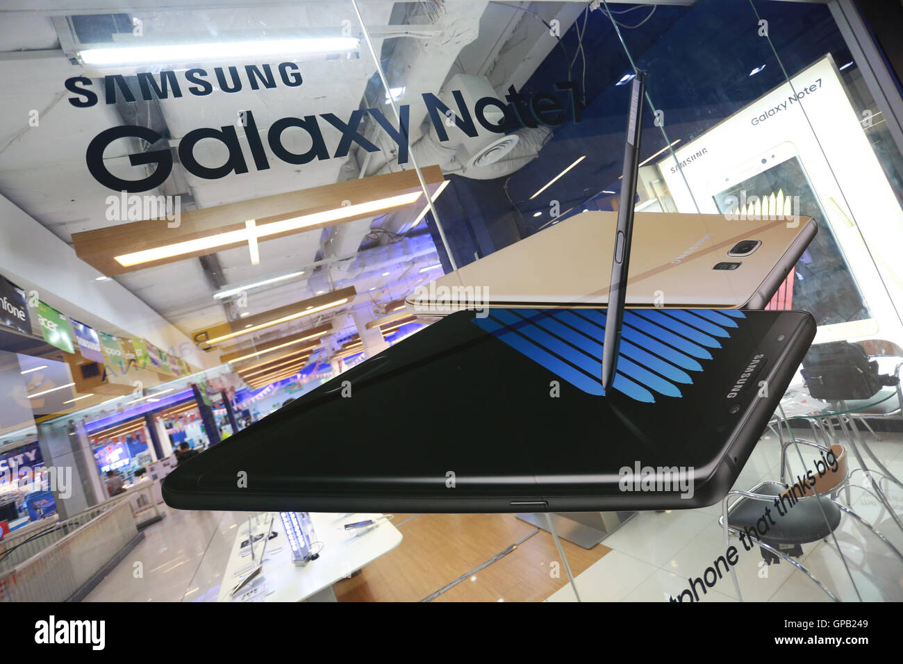 Samsung Electronic Co , Ltd in Thailand announced Samsung