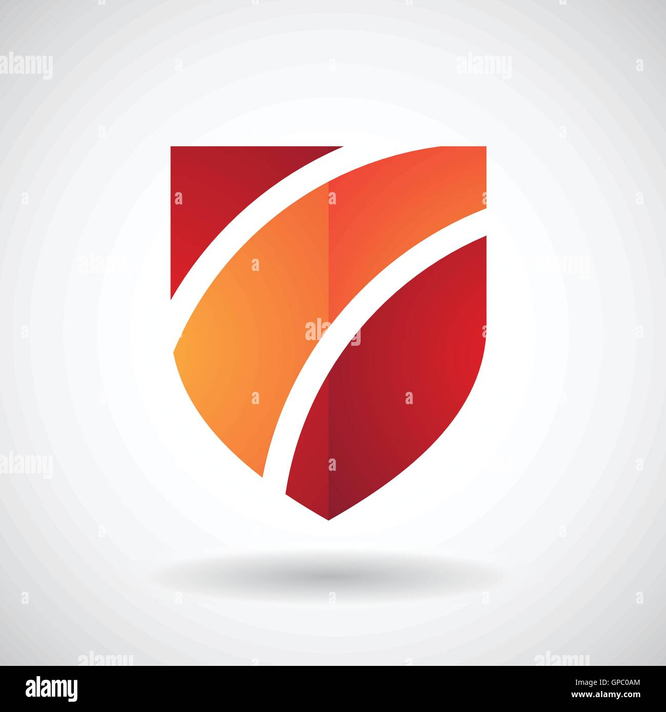 Security Shield Logo Template Design Stock Photos & Security Shield ...