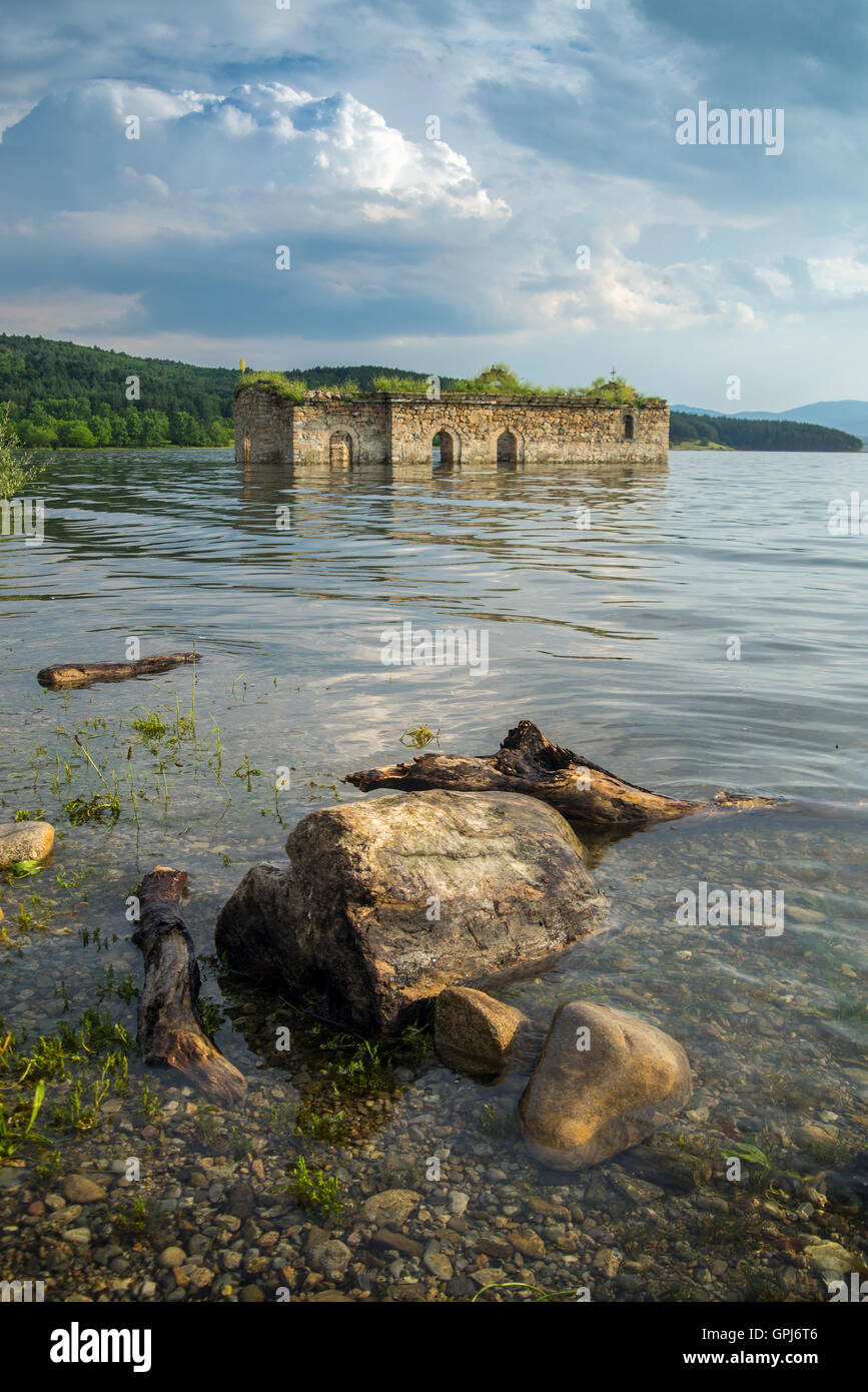 St ivan rilski church now permanently under zhrebchevo reservoir st ivan rilski church now permanently under zhrebchevo reservoir previously belonged to community of zapalnya bulgaria publicscrutiny Image collections
