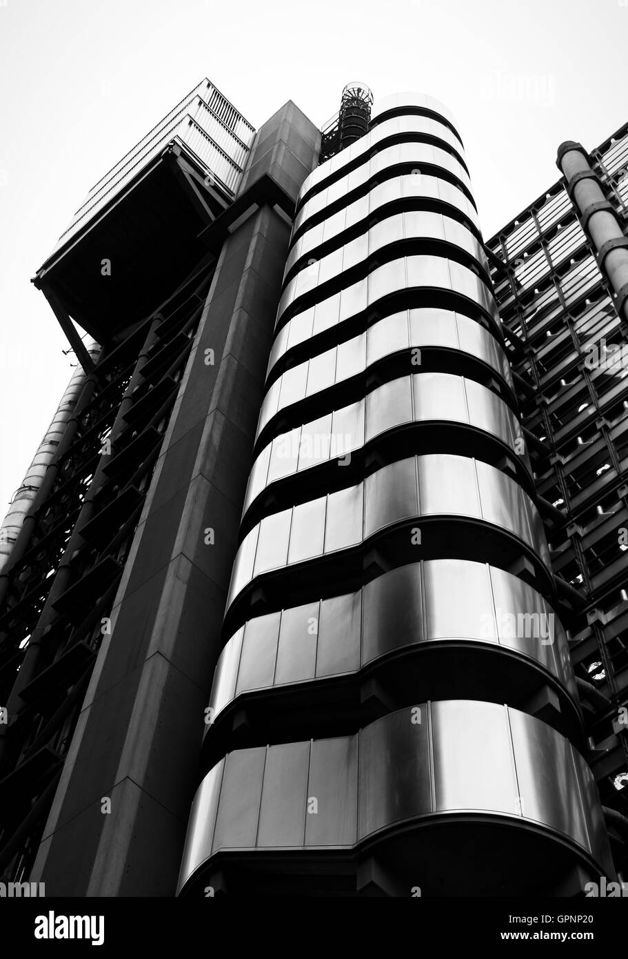 Lloyds of London - Stock Image