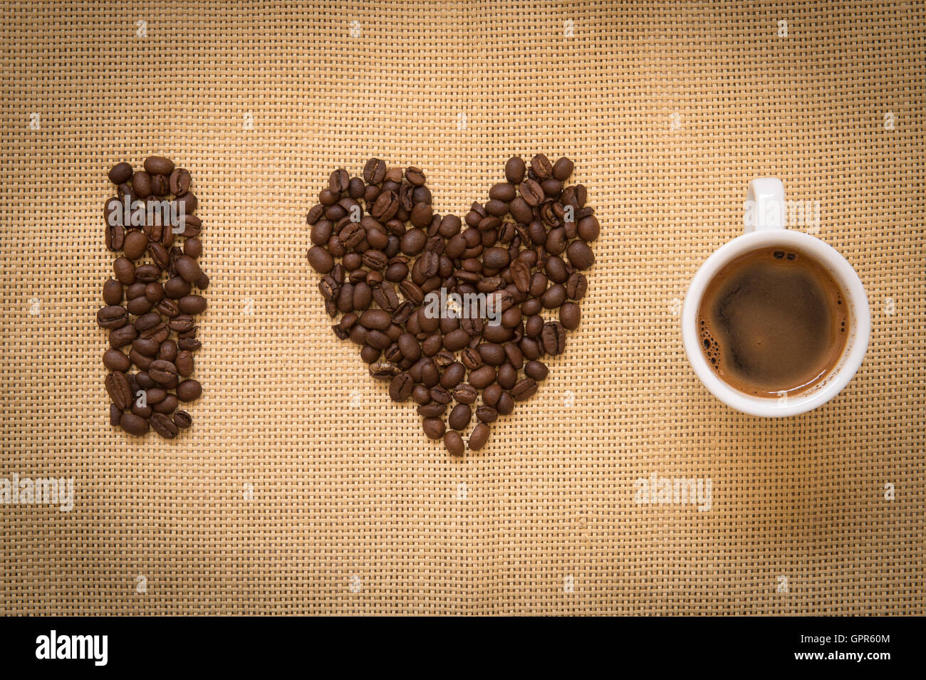 I Heart Coffee Stock Photos I Heart Coffee Stock Images Alamy