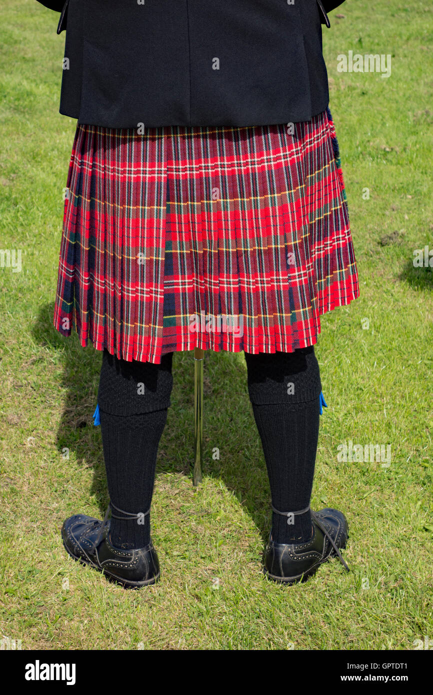 Scottish Traditional Dress Stock Photos & Scottish Traditional Dress ...