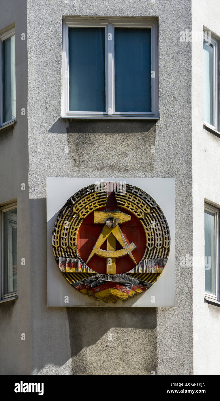 DDR - Stock Image