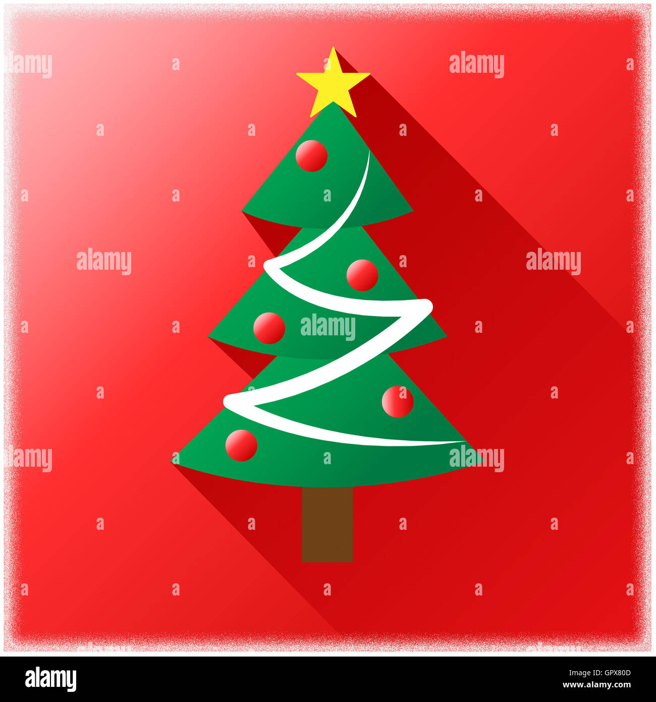 christmas tree icon meaning happy xmas and sign - Meaning Of The Christmas Tree