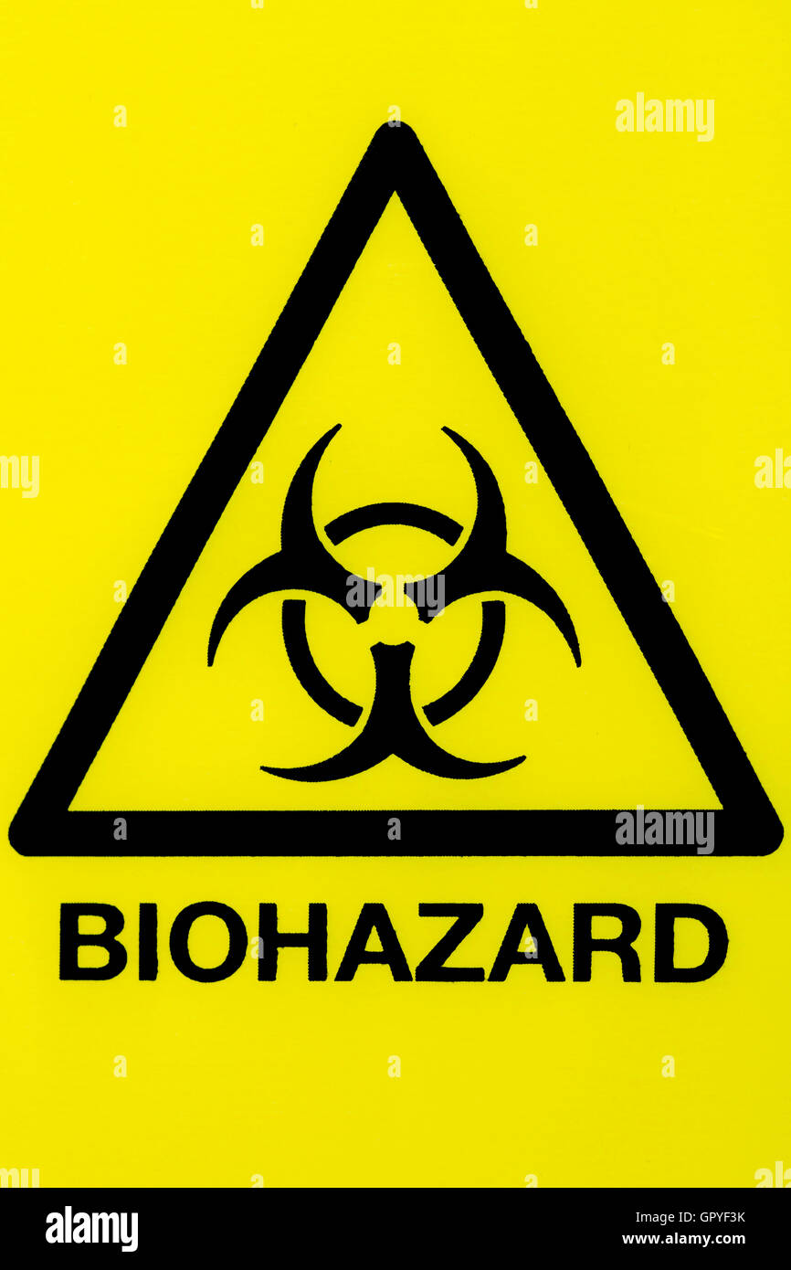 Biohazard Symbol Stock Photos Biohazard Symbol Stock Images Alamy