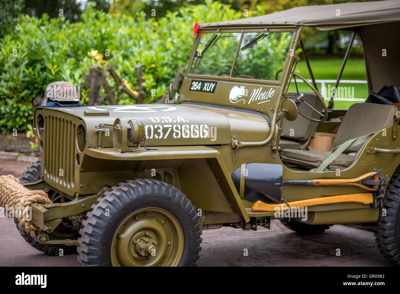 American Army Jeep Stock Photos American Army Jeep Stock Images