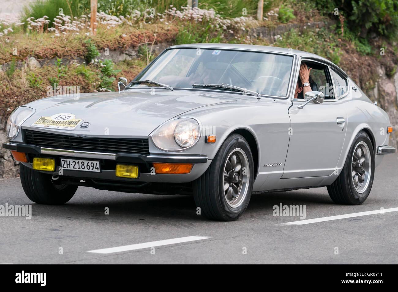 Datsun 240 Stock Photos & Datsun 240 Stock Images - Alamy