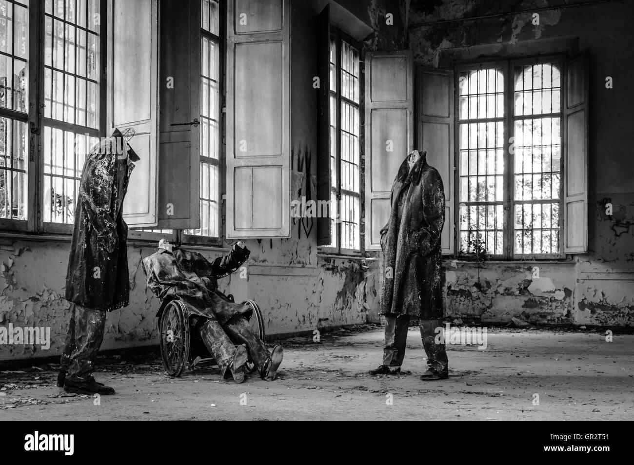 asylum deutsch