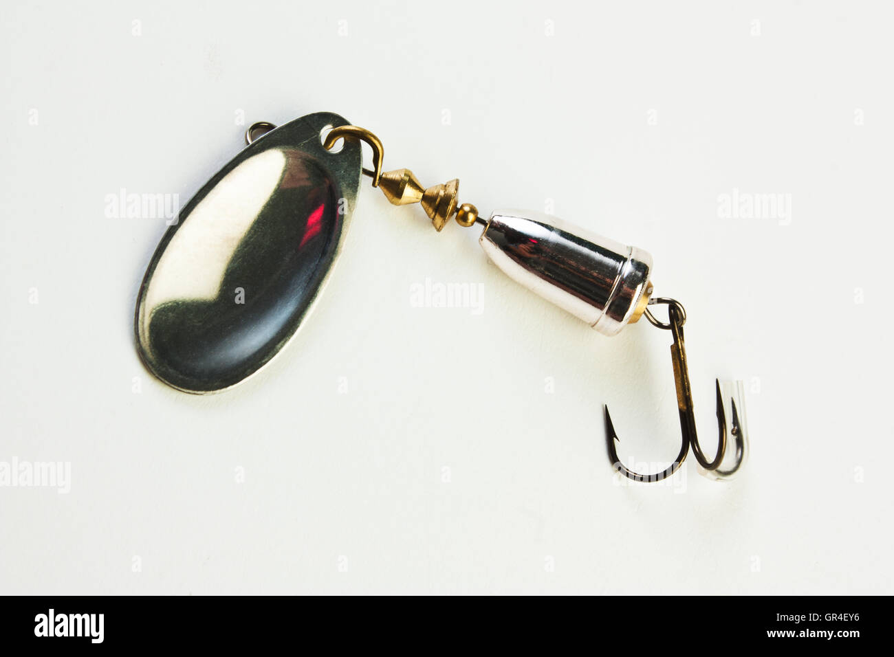 Fishing Tackle - Stock Image