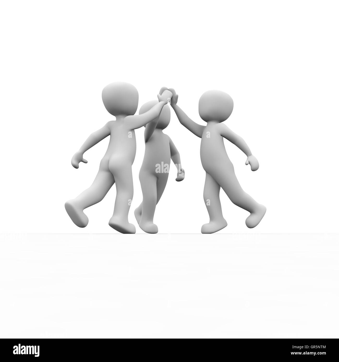 friends - Stock Image
