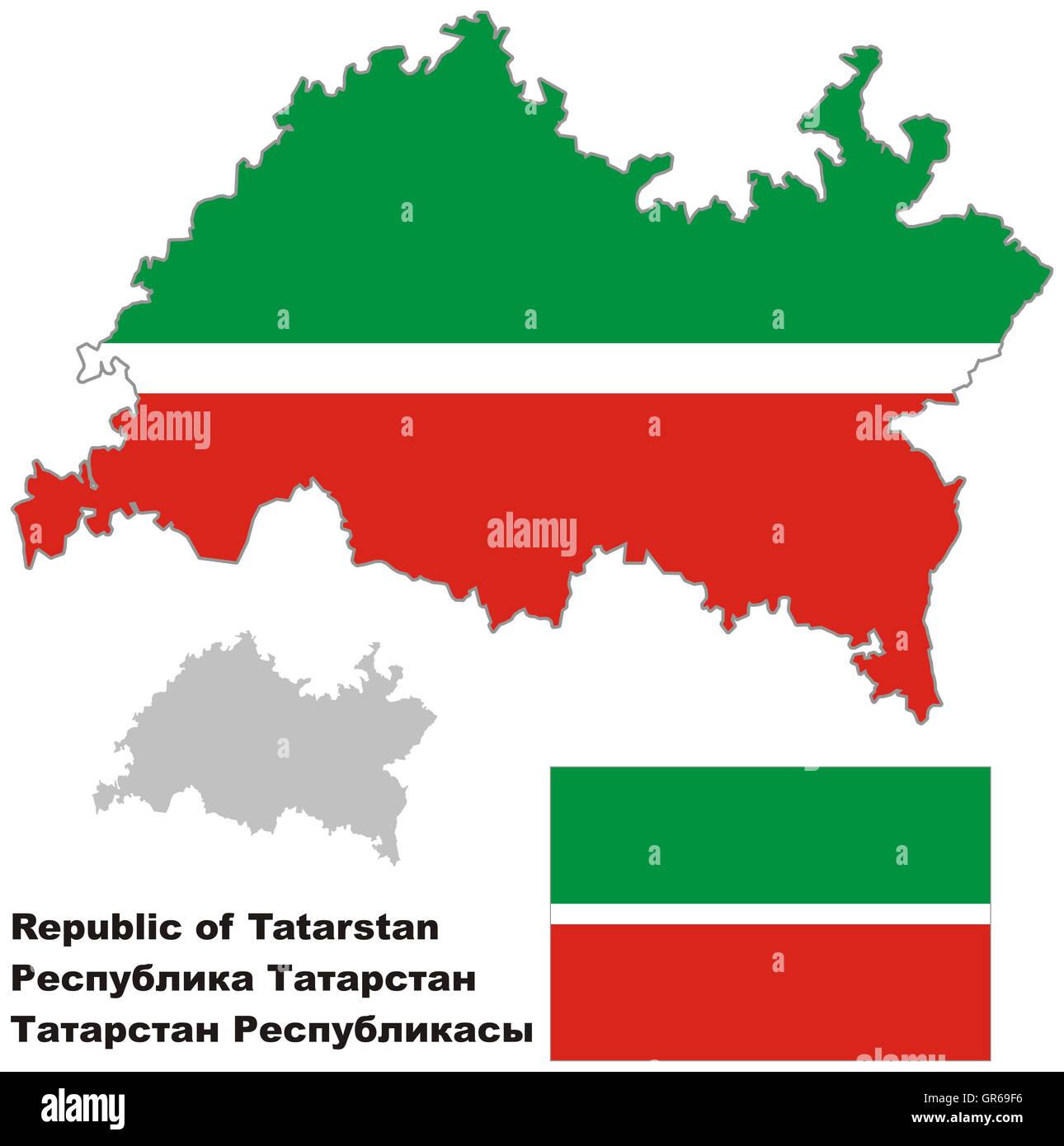 Kazan Map Stock Photos & Kazan Map Stock Images - Alamy on