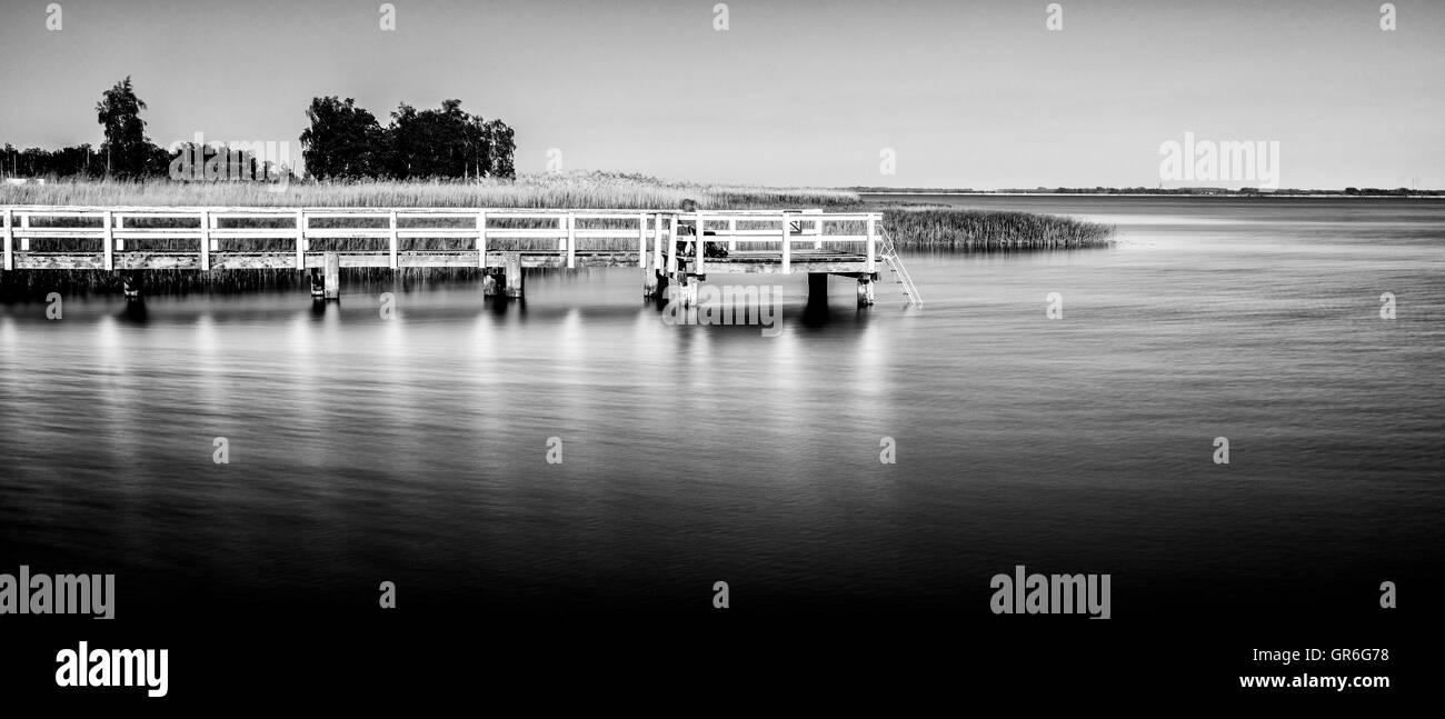 At The Lake - Stock Image
