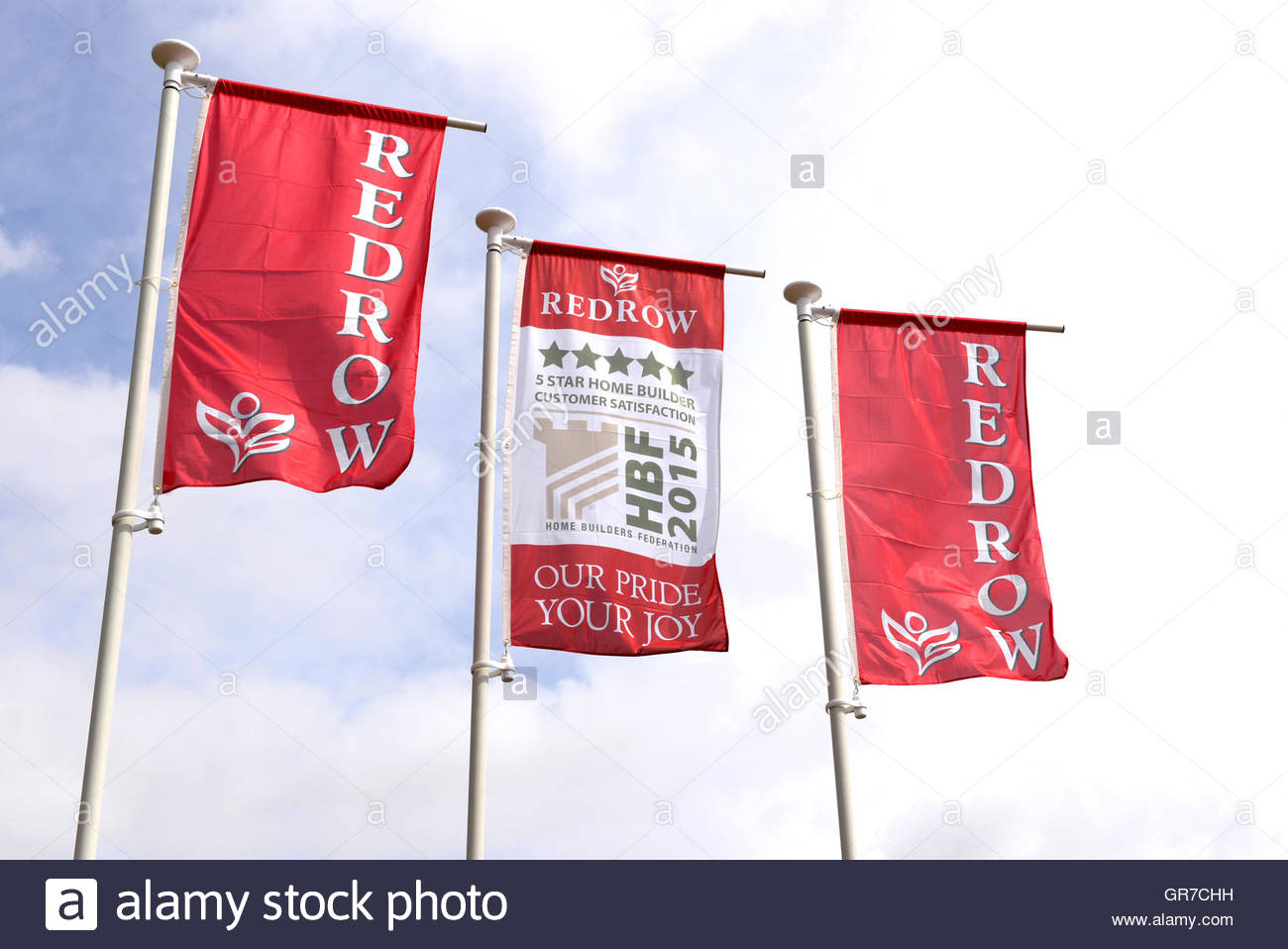 Redrow Homes Stock Photos & Redrow Homes Stock Images - Alamy