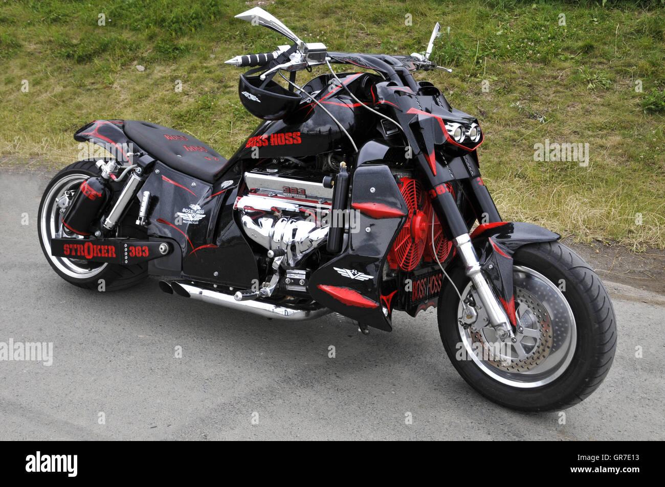 motorrad boss hoss