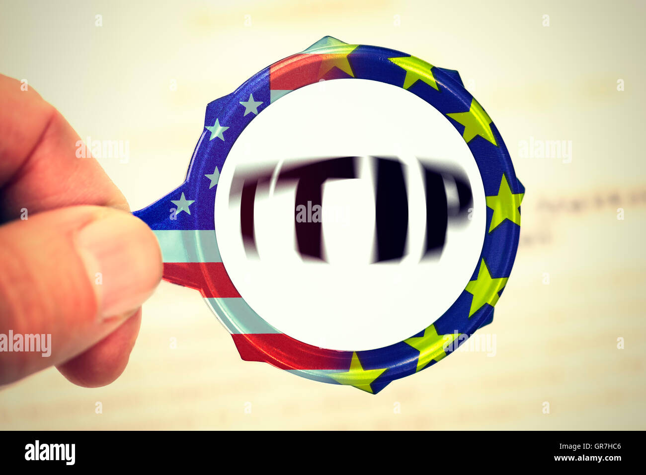 Transatlantic Free Trade Agreement Stock Photos Transatlantic Free