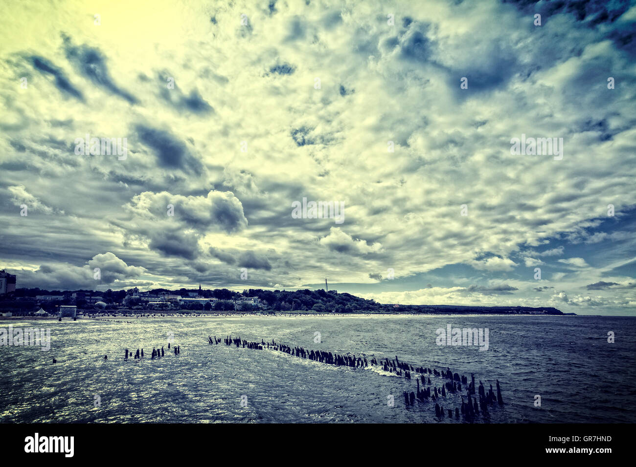 Climatic Conditions - Stock Image