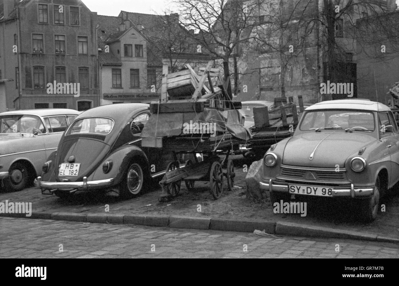 Bremen 1972 Bw - Stock Image