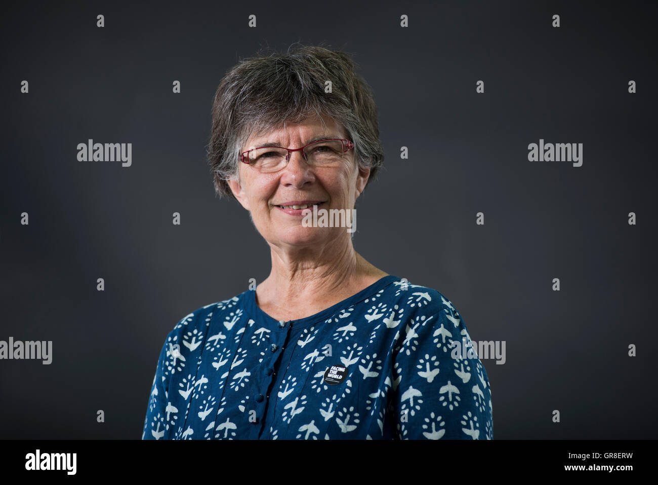 Canadian nature and science writer Candace Savage. - Stock Image
