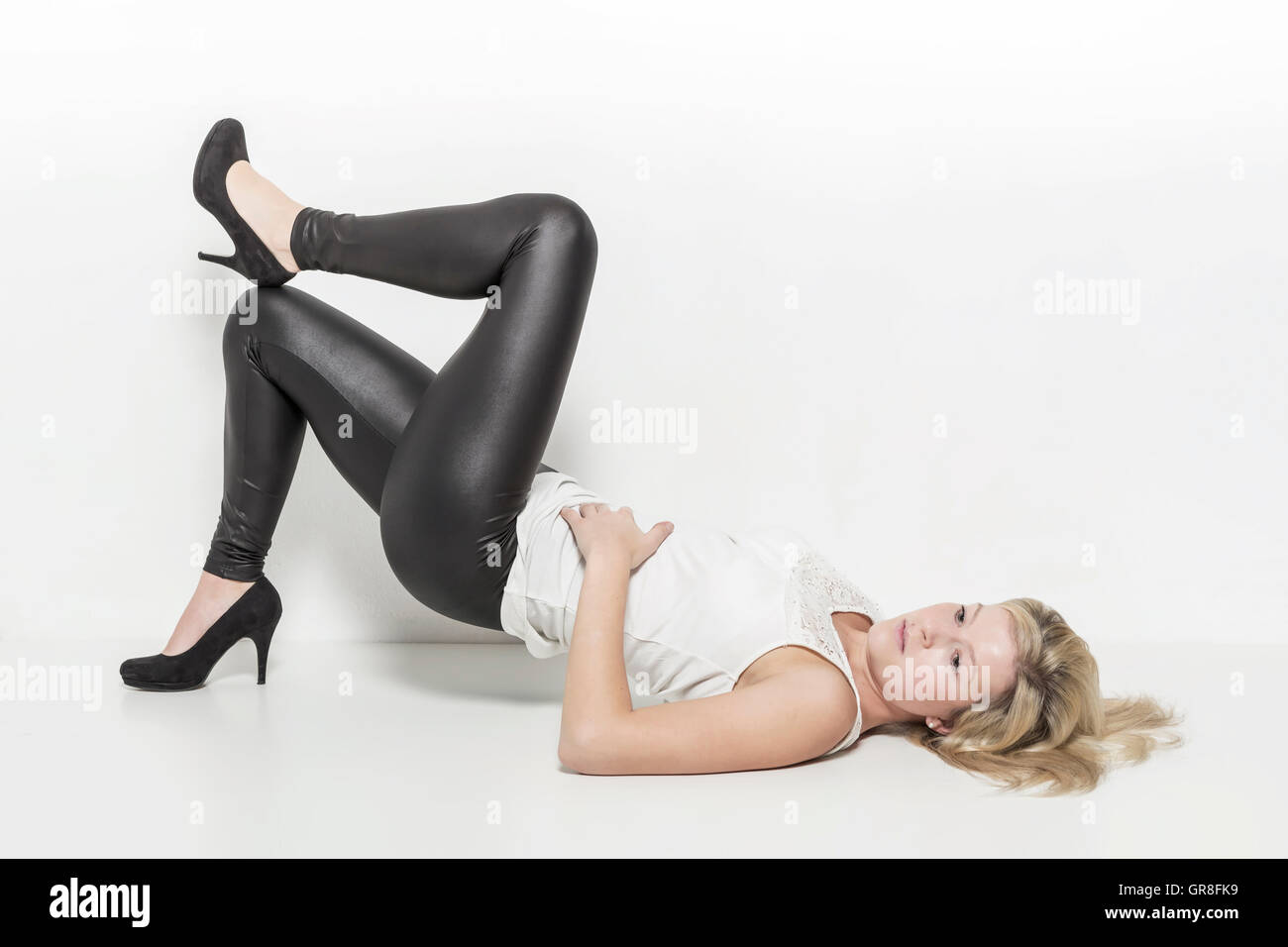 Elegant Styling Stock Photo