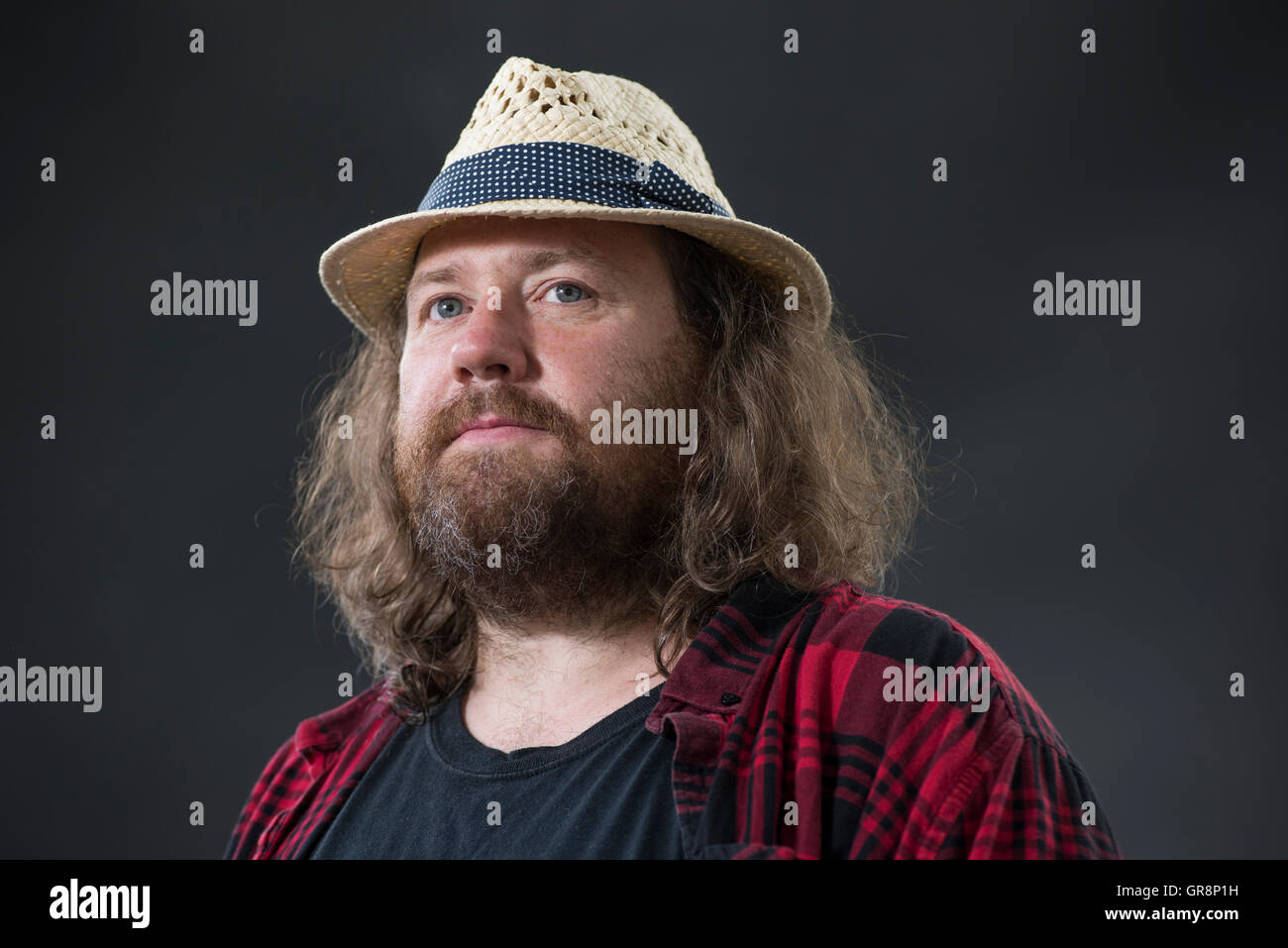 Actor Mike Livesley. - Stock Image