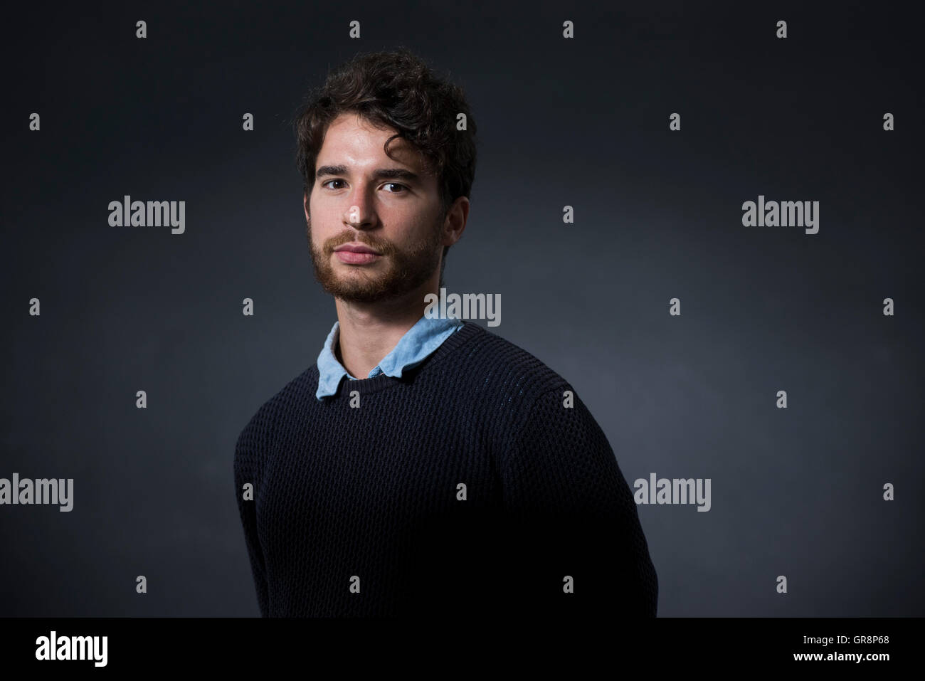 The Guardian's Migration Correspondent Patrick Kingsley. - Stock Image