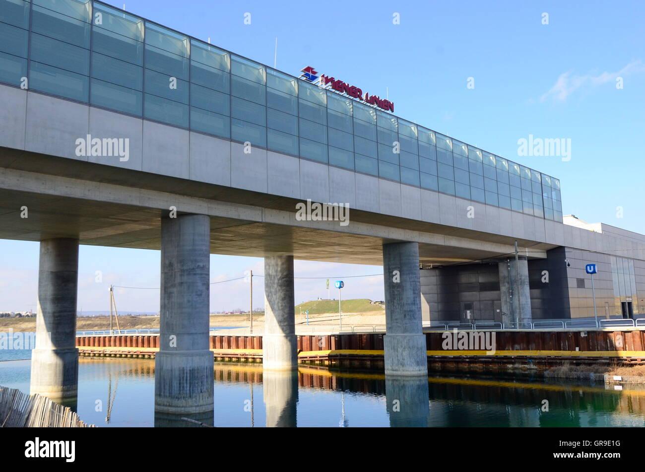 Wiener Linien, Urban Transport Operation The Capital Vienna - Stock Image