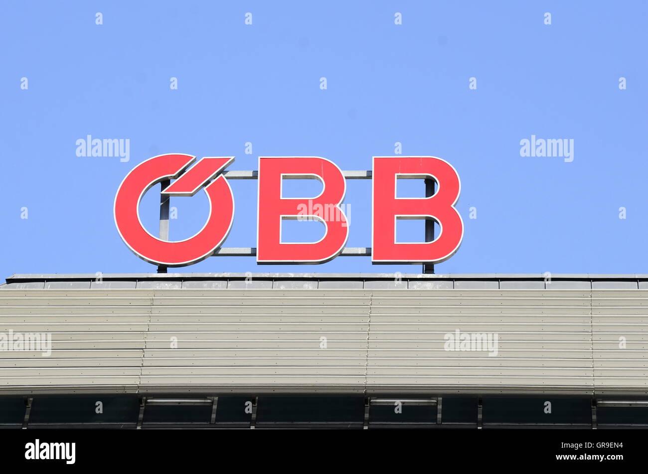 Öbb Austrian Railways - Stock Image