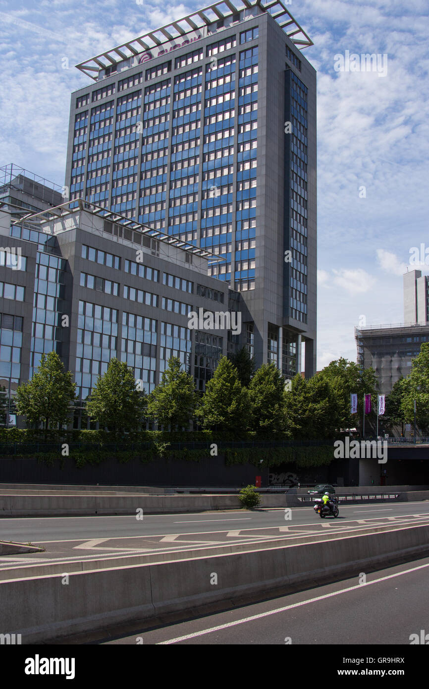 Evonik Building Essen - Stock Image