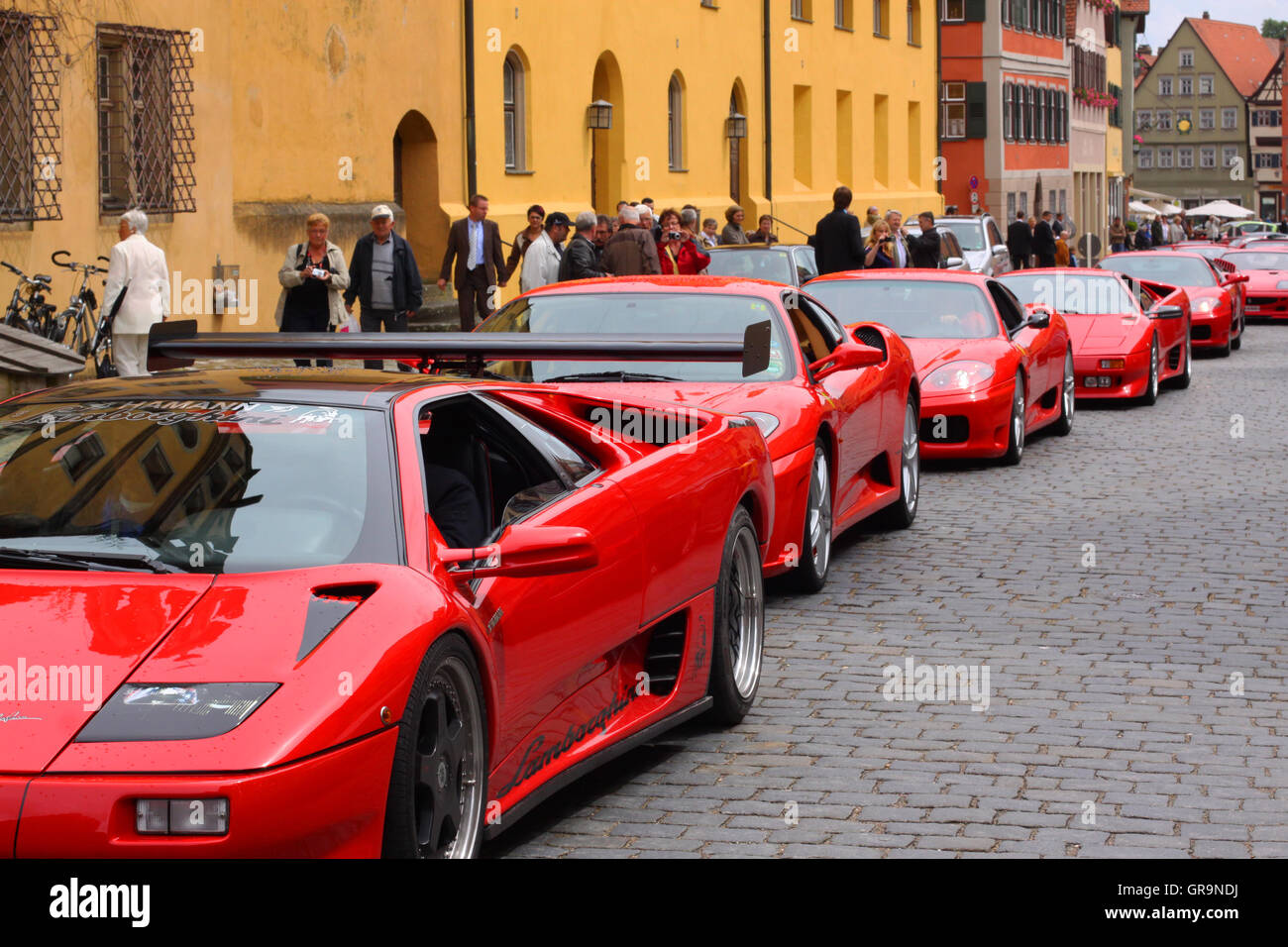 Sports Cars - Stock Image