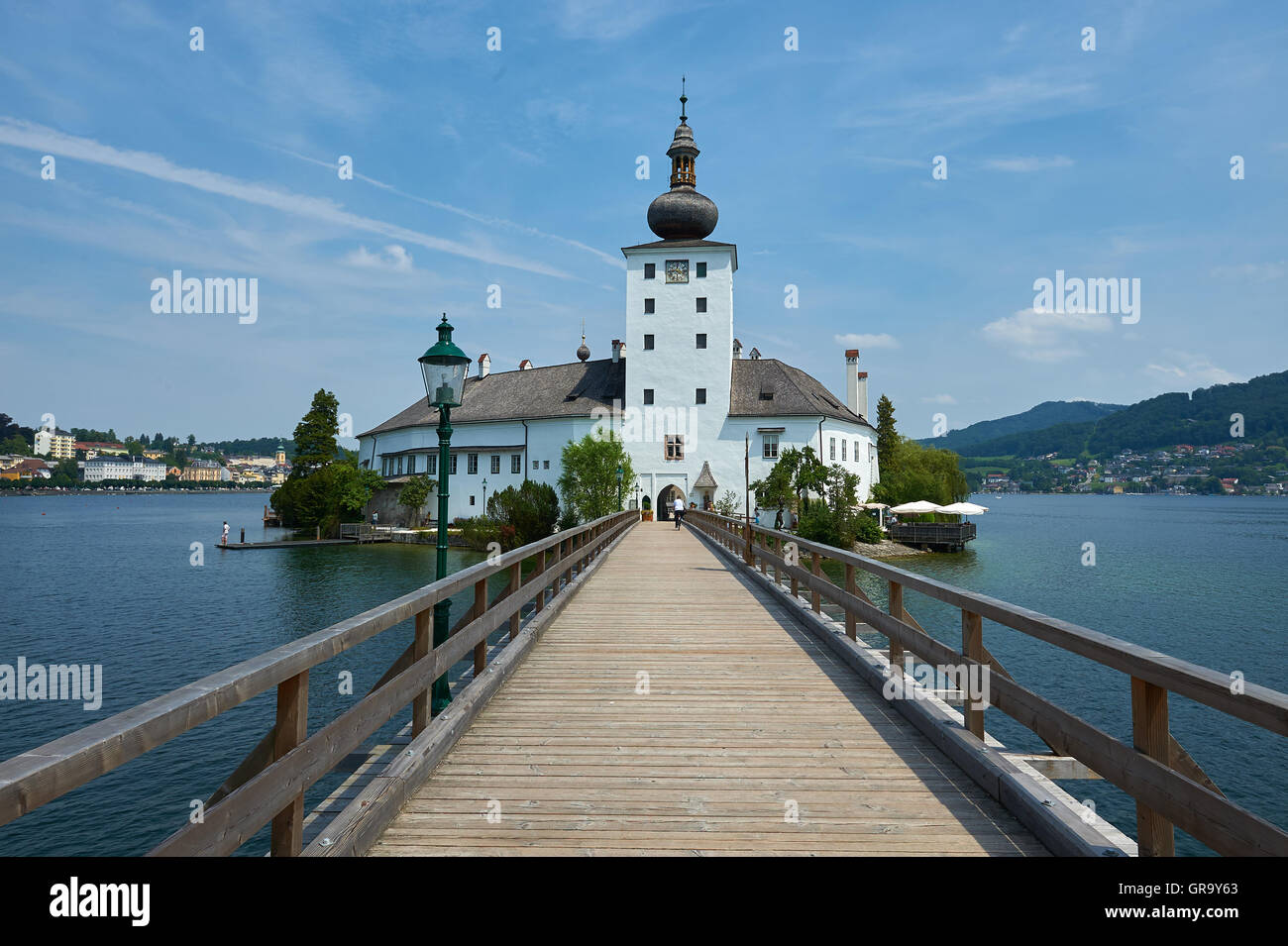 Castle Ort - Stock Image