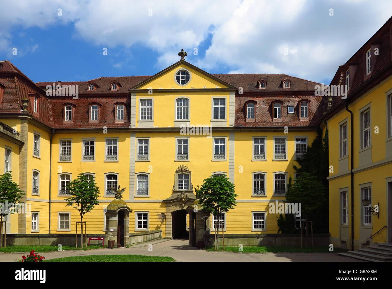 Kirchberg - Stock Image