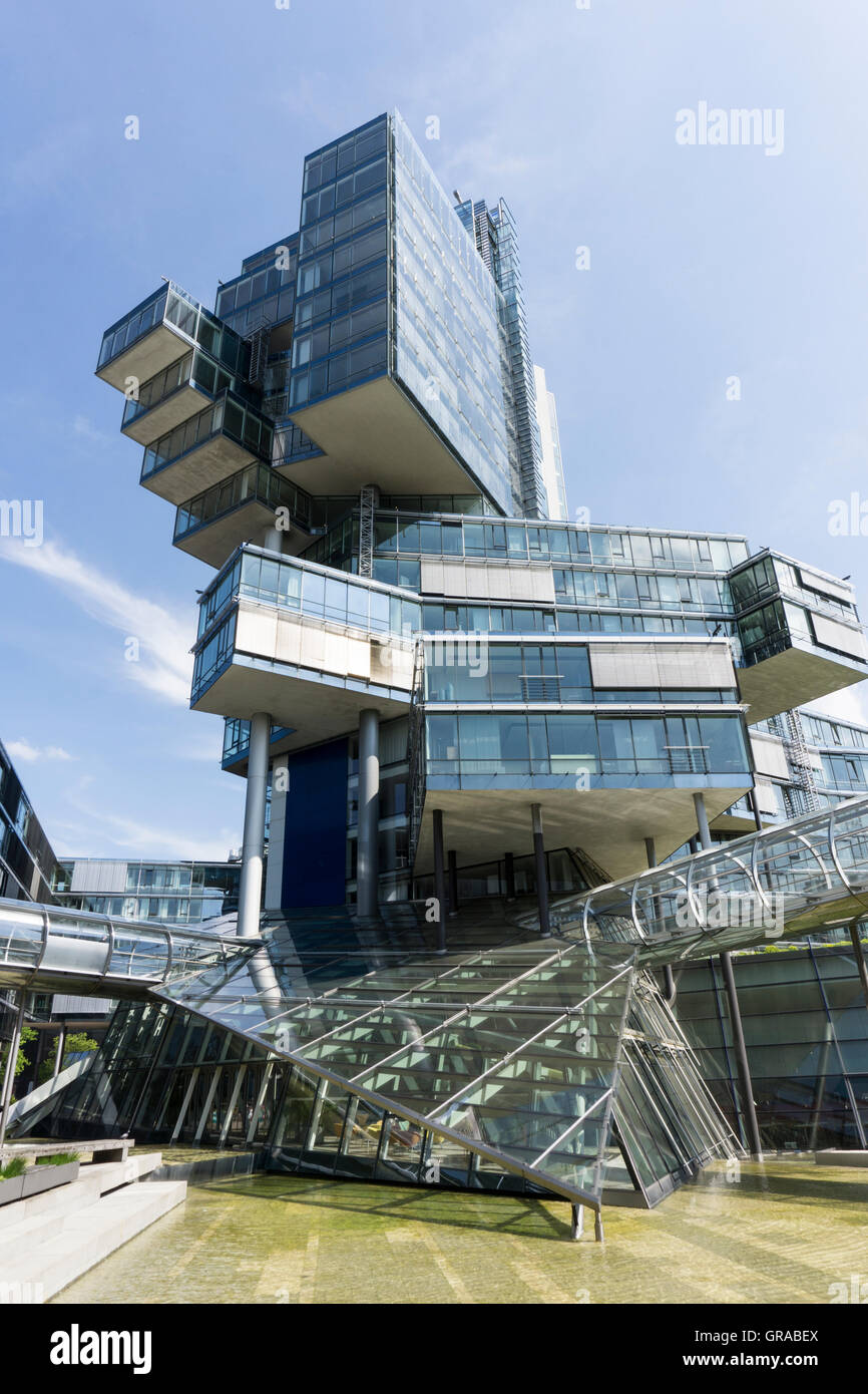 Norddeutsche Landesbank, Nord Lb, Hannover, Lower Saxony, Germany, Europe - Stock Image