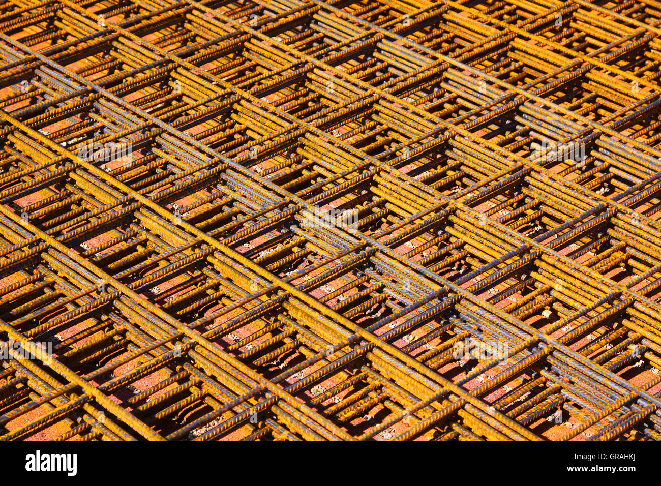 Structural Steel - Stock Image