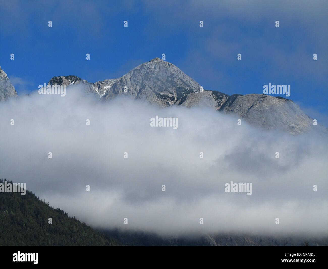 Karwendel - Stock Image