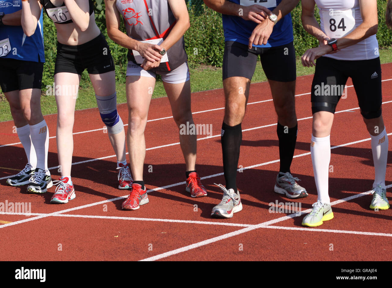 Running - Stock Image