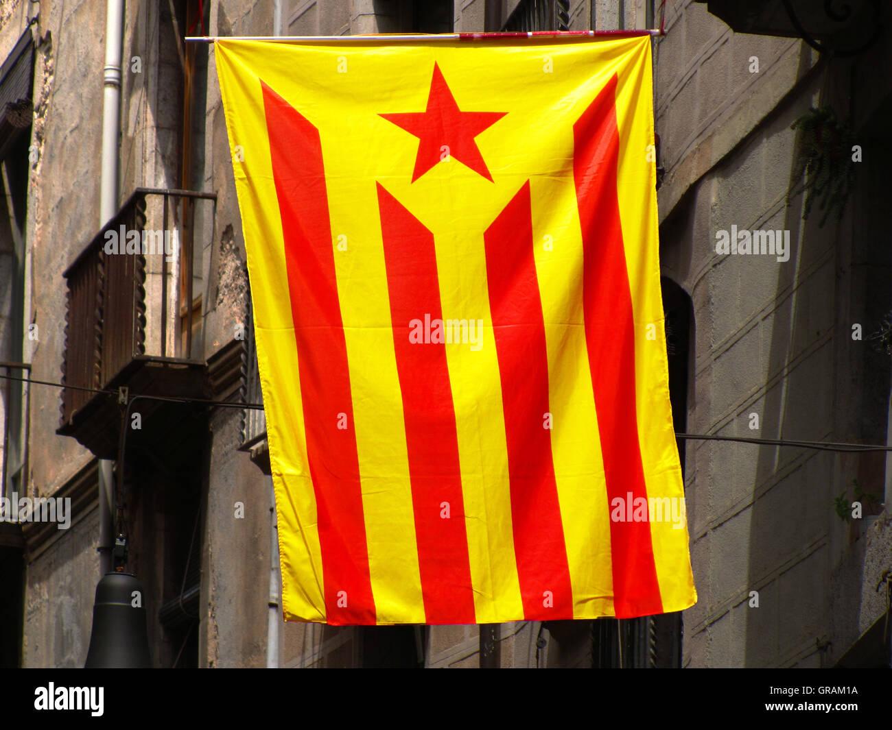 Katalonien - Stock Image