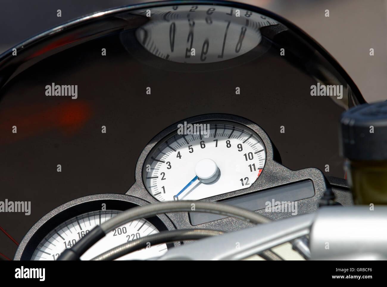 dashboard - Stock Image